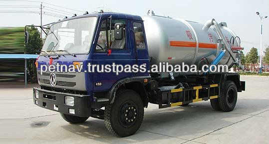 Excellent Quality Sewage Suction Truck for Sale