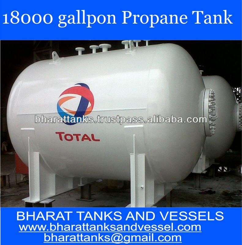 Propane Tanks: Propane Tanks Certification