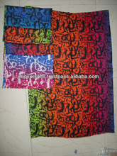 calligraphy Printed scarf Manufacturer