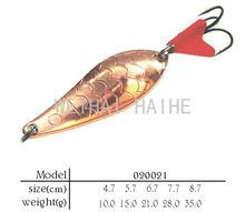 spoon lure,spoon bait, Lures Brass Salmon Walleye Trout Trolling Spoons
