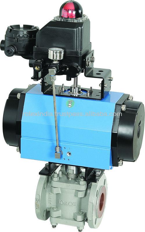 Pneumatic Rotary Valve Actuator Pneumatic/rotary Actuator