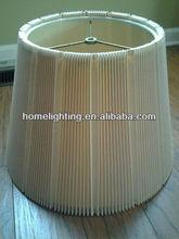 Vintage Pleated Table Lamp Shade S-1115
