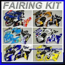 Motorcycle Plastic Fairings GSXR750 GSXR600 fairing