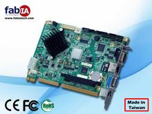 x86 single board embedded isa half-size sbc