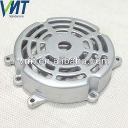 custom aluminum die casting motor shell for car