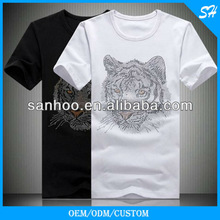 OEM Popular T-shirts With Short Sleeves For Man With Fashion Design