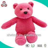 2012 Hot New Baby Pink Teddy Bear Toy   Red Teddy Bear Plush Toy   Soft Toys Bear