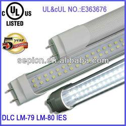 347v led tube CSA cUL 4 feet internal isolated driver 120/150 degree beam angle