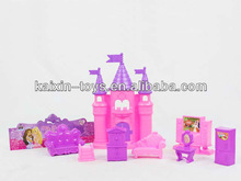 10128837 EN71 Approval Doll house with Furniture Different design Available