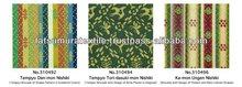 sarees Reproduced Silk Fabrics of Shoso-in Repository Ancient Fabrics culture
