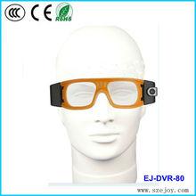 5 Mega comos Sensor 1080p sports sunglass camera sunglass DVR & EJ-DVR-80