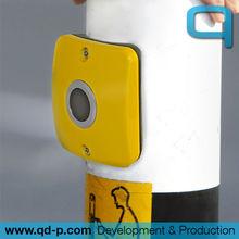 Trafficlight pushbutton
