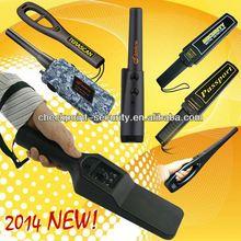 2014 New Hand-held Metal Detector pioneer metal detector