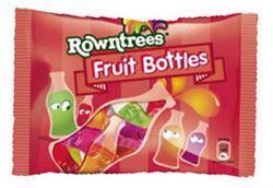 Nestle Rowntrees Fruit Bottles 45g Bag