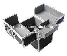 Black diamond ABS cosmetic case storage case RZ-C551