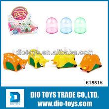 Wind Up Toy Bull/Deer Set for Children