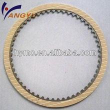 Swing motor transimission friction disc for Kawasaki excavator SG08, SG02, SG04, SGO2P