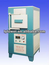Laboratory Ceramic Fiber Muffle Furnace 1000 C / China Lab Drying Equipment for sale