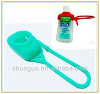 promotional item hand sanitizer bottle silicone holders