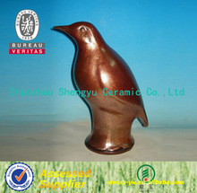 hot sale ceramic home decorations woodpecker