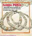 Puka Shell Necklace Jewelry in Jumbo Size