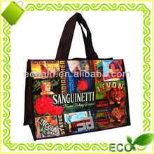 eco-friendly bopp pp woven bags