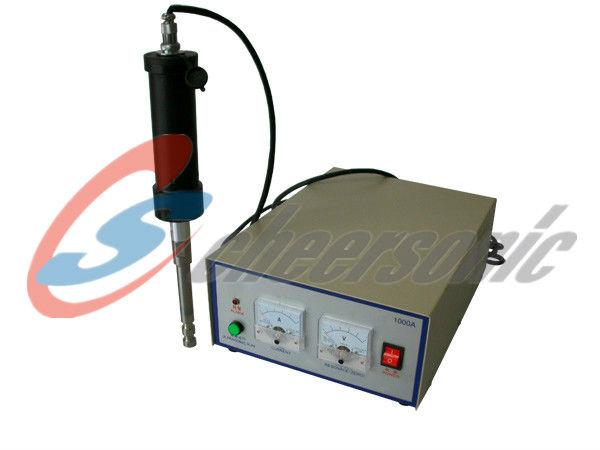 - El poder más elevado kHz ISM ultrasonido homogeneización sonochemistry sistema