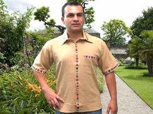 Mayan shirt