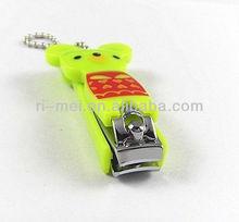 cartoon nail clipper/ hot-salemanicure nail clpper 043