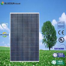 Bluesun full certificate solar panel light kit