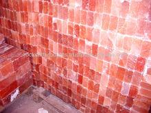 High Quality flawless Thin salt bricks and blocks for salt room and spa