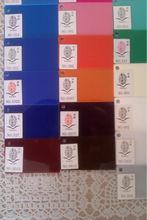 Acrylic Handle, Plastic handle,color acrylic sheet