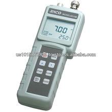 portable pH/ORP/Temp meter, digital pH meter