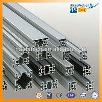 3030 anodize silver white aluminum profile