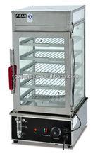 electric bread steamer/food steamer display