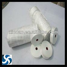 Texturized fiberglass thermal insulation tape