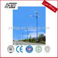 eléctrica al aire libre poste de luz