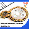 hot sale mini moto spare parts,chain sprocket go kart sprocket,transmission kit cvt motorcycle transmission
