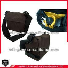 PTPH-71 water resistant DSLR camera padded case bag with shoulder strap