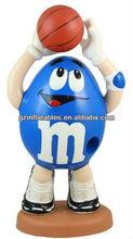 egg basketball player inflatable cartoon model