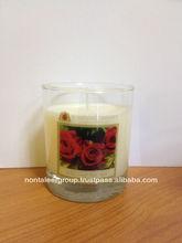 Sukhothai Organics Natural Thailand Scented Candle