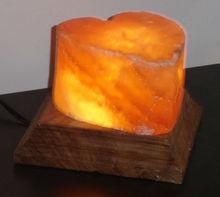Chamillion round candle/ lamp combo
