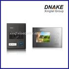 4 wire villa video door phone support two extra cameras