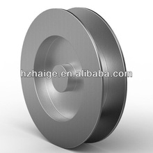 custom made round toy car metal parts