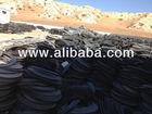 Scrap Cut Tyres
