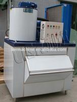 dessert processing cooling flake ice making machine