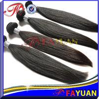 5A Grade 100% Real Virgin Brazilian Hair Weave 20 And 22 Inch Human Hair Bundles Cheap
