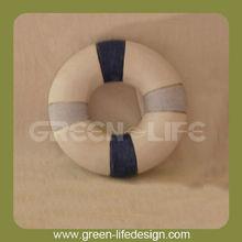 Shop theme decor ceramic lifebuoy model