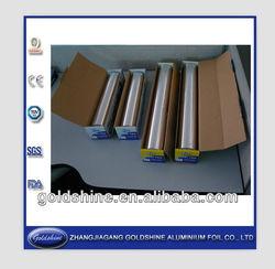 aluminium foil cover