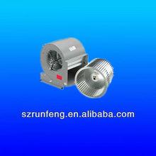 Metal centrifugal blower wheel